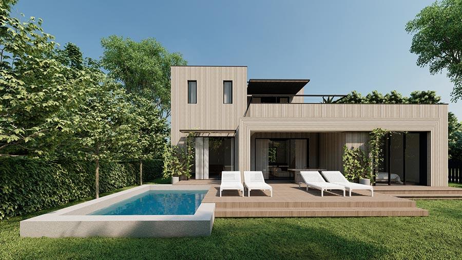 Villa Exterior 5